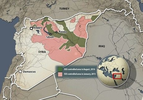 Is Barack Obama Actually Trying To Help ISIS Take Over Syria?