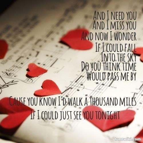 Less Than Jake - I Would Walk 500 Miles Lyrics | MetroLyrics