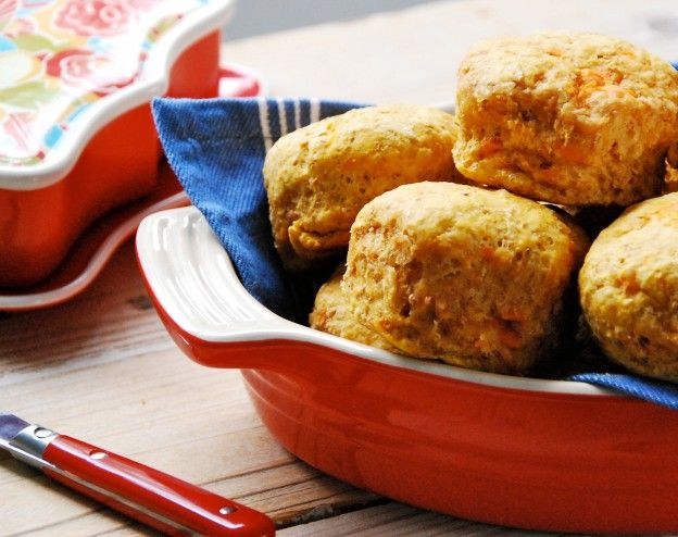 These biscuits are just a wee bit sweet and a whole lot tasty. They whip up in just a few minutes and make a perfect side to any meal. Keep them vegan by using non-dairy milk. - See more at: http://www.simple-balance.ca/2014/10/sweet-p-biscuits/#sthash.1hhWa47b.dpuf