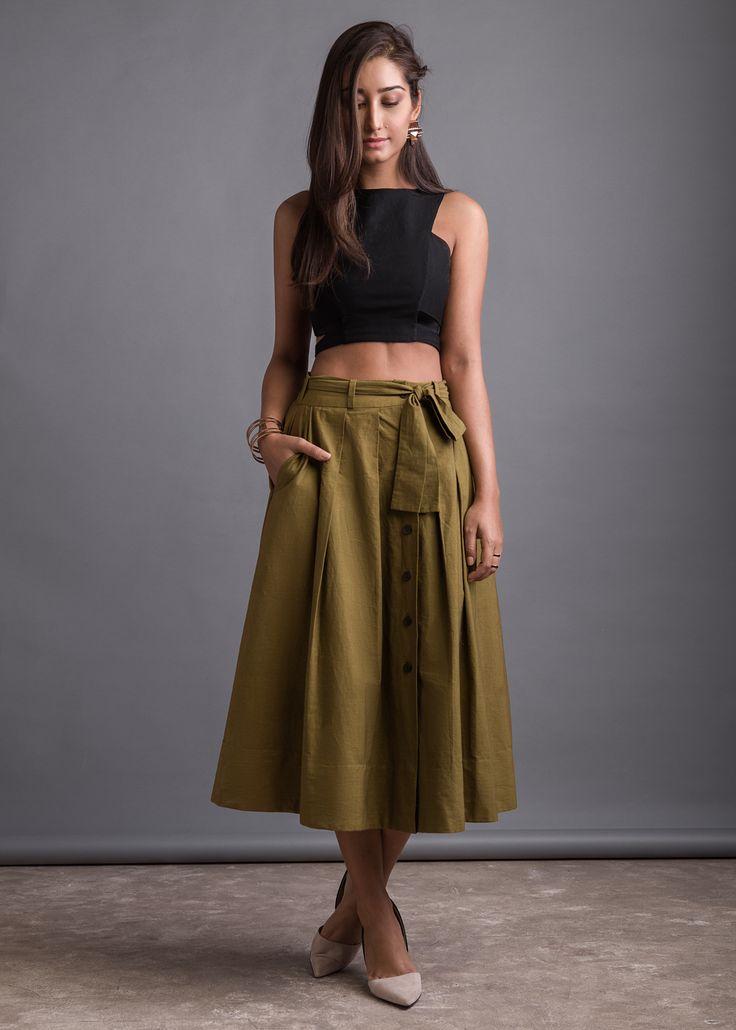 Tehzeeb in Shift skirt, shot by Porus Vimadalal and styled by Prayag Menon, #NewIndianVoice