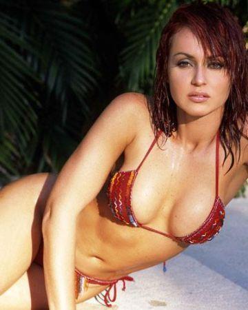 Gaby spanic bikini