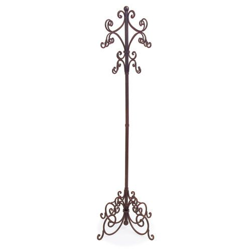 Brown Coat Rack Imax Floor Coat Racks Coat Racks & Umbrella Stands Entryway Furniture