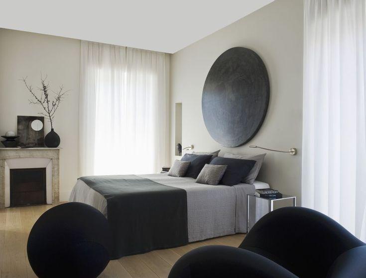 die 25+ besten ideen zu maskuline schlafzimmer auf pinterest ... - Modernes Schlafzimmer Interieur Reise