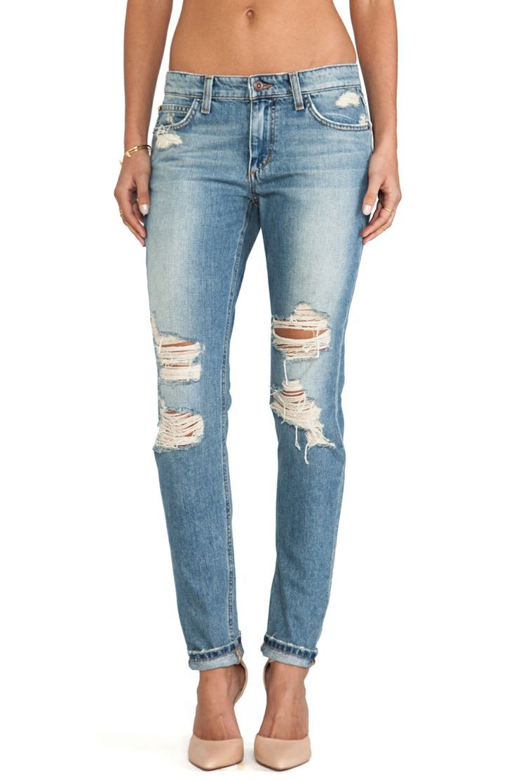 { Joe's Jeans Slouched Slim in Cali }