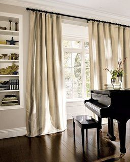 How To Hang Curtains In Master Bedroom Around Window Seat Living Room