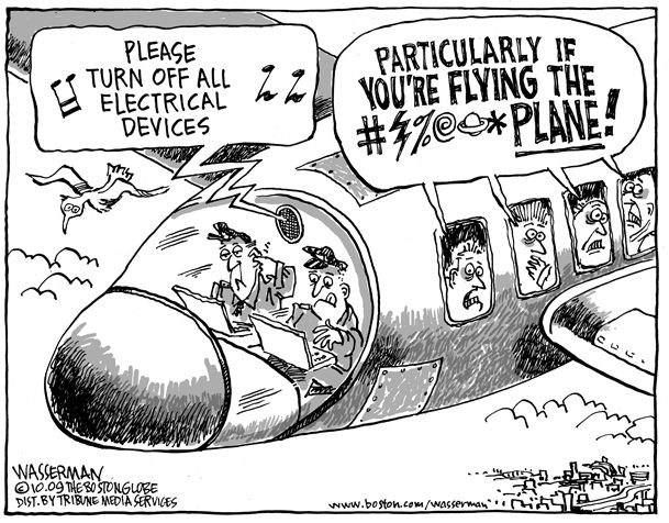 "Pilot Humor | ... were ""arguing"" about policy.... the pilot jokes just were rolling out"