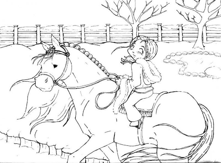 16 best images about paardenkleurplaten on