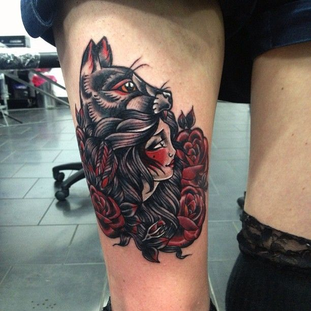 Best 25 Wolf Girl Tattoos Ideas On Pinterest: 17 Best Ideas About Wolf Girl Tattoos On Pinterest