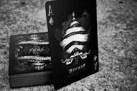 No Magic is complete without a Card trick :)