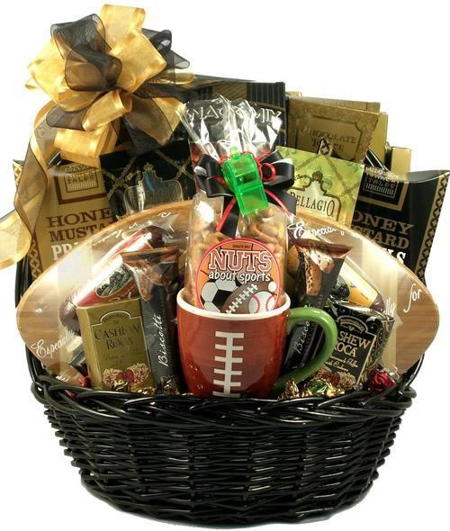 The Infamous MVP, Football Gift Basket