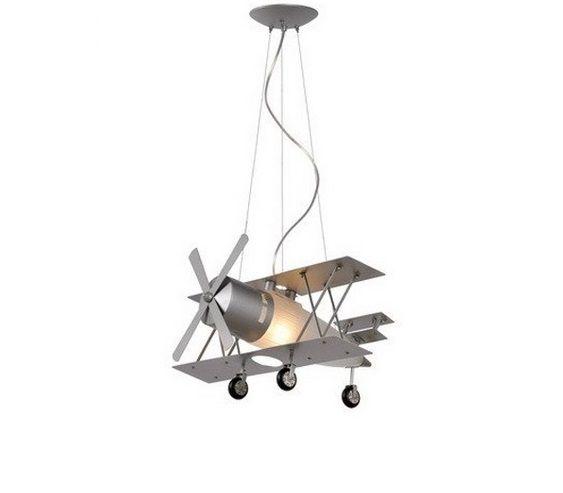Fokker hanglamp babykamer - Vliegtuig vind je bij Hanglampgigant.nl.