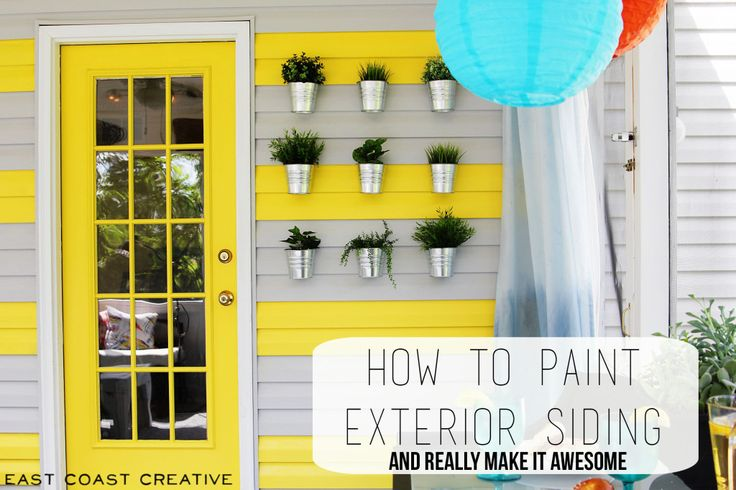 Best 25 exterior siding ideas on pinterest exterior for Exterior mural painting techniques