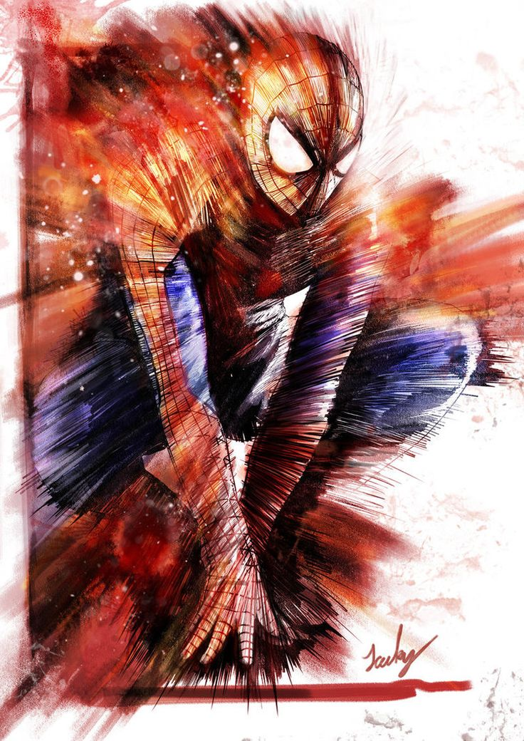 Plateia.co #ValoralaDiversidad #CreatividadsinLimites #PlateiaColombia #ilustracion #illustration #comics Spiderman by jacky5493 on deviantART