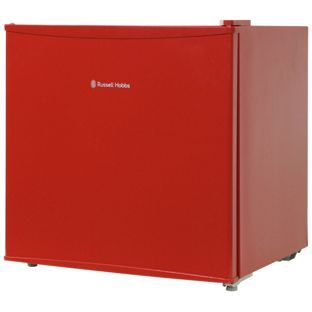 Buy Russell Hobbs RHTTLF1R Freestanding Table Top Fridge - Red at Argos.co.uk - Your Online Shop for Fridges.80,99