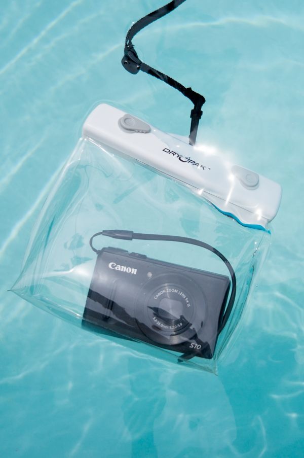 Waterproof Camera Case – Floats too!