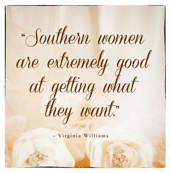 VIE – People + Places | Words of the Week | Southern Women