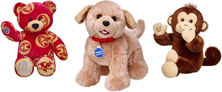 Build-A-Bear Hot Promo 2015: 25% off select items get ‪#‎Coupon‬  Limited time only, hurry up & save more on ‪#‎teddybear‬ ‪#‎gifts‬.