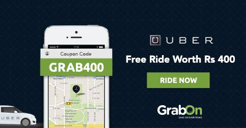 This Weekend - Drive Around With a Private Driver. #Uber Offers Rs.400 Off On First Ride - http://www.grabon.in/uber-coupons/