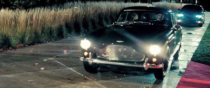 Batman v Superman: Dawn of Justice I Aston Martin