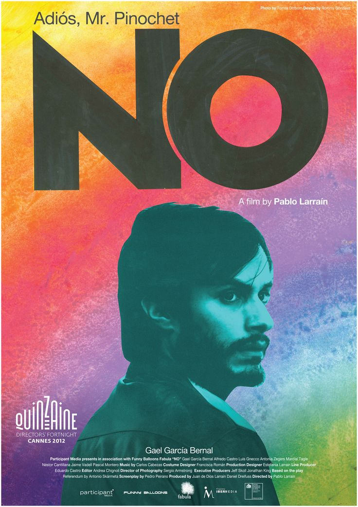 NO - Pablo Larrain