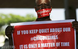 On Sunday, 13 April 2014, an estimated 275 girls reported to Chibok Government Secondary School. On Monday evening, 14 April, Boko Haram insurgents broke into the school, burned down the administration block and classroom blocks of the school, destroying all school records, and abducted more than 250 girls.