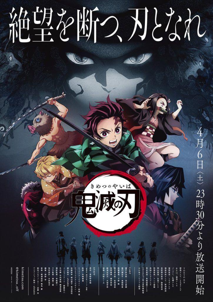Kimetsu No Yaiba Episode 1 Sub Indo : kimetsu, yaiba, episode, Anime, Series