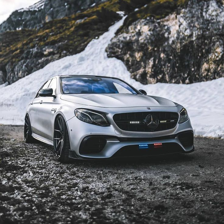 Mercedes AMG E63 S 4Matic+