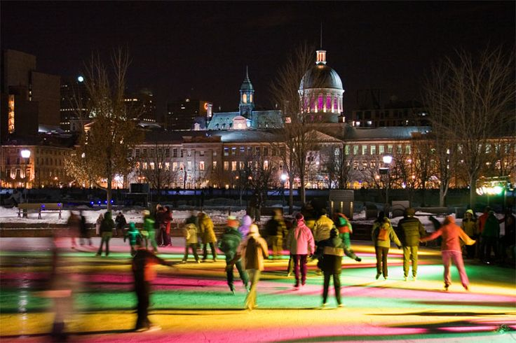 Top 10 Best Things About Christmas Time In Montreal