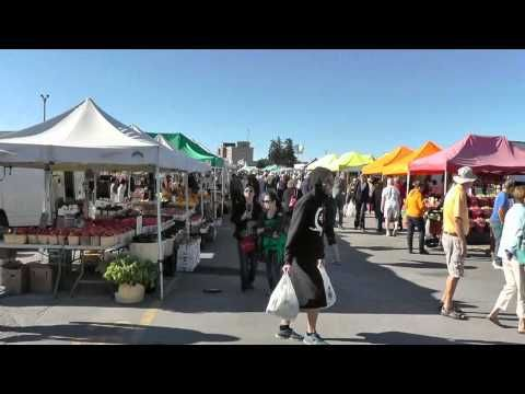 St. Jacobs #Market Relaunch, Sept. 5, 2013 - #local #food