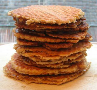 Baking stroopwafels at home (how to)