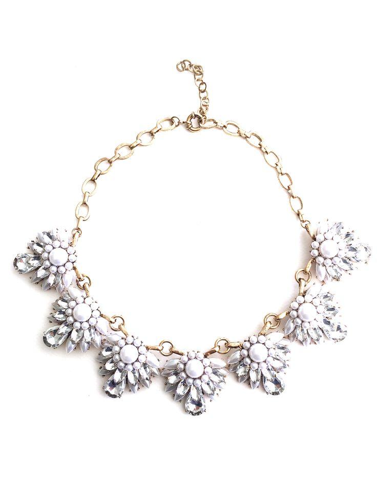 PEREWKA Necklace ---------------- SHOP :: www.sparklyfix.com