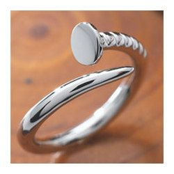 This would make a great purity ring. Symbolizing Christ's sacrifices to make us clean... This is prob my fav one