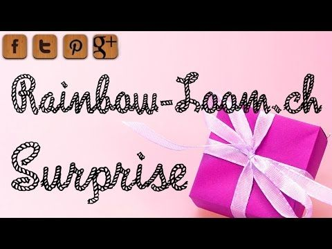 Rainbow Loom Surprise aus der Schweiz - © Woolpedia - YouTube