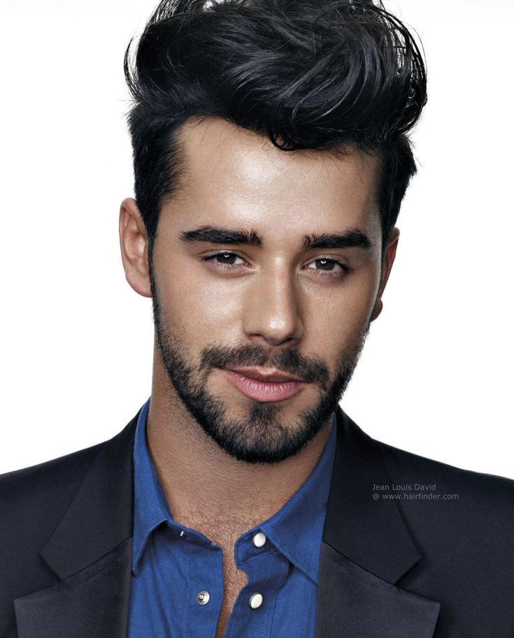 Beard Styles for Oval Face and How to Save Sideburn http://popularbeardstyles.com/beard-styles-guide/beard-styles-for-oval-face/