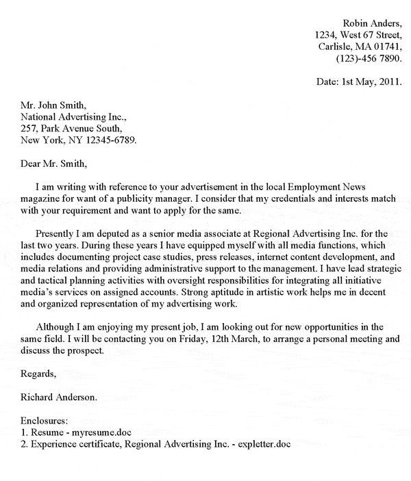 Top 3 Award Winning Cover Letter Templates 1-Cover Letter Template