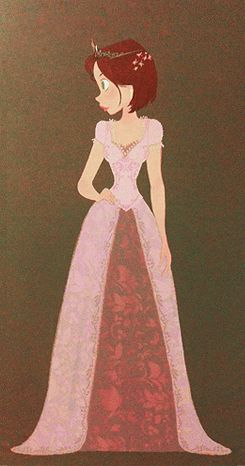 """thedisnerd:  ▣Tangled(2010) concept art created prior to Tangled Ever After was greenlit  They had originally planned Rapunzel and Eugene's wedding to be the ending scene, but decided that they didn't want to end with a wedding being """"end thing."""""""
