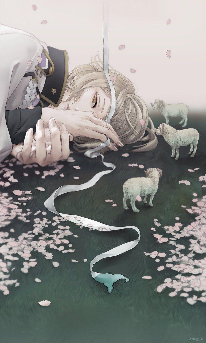【刀剣乱舞】とある審神者の髭切イラスト : とうらぶ速報~刀剣乱舞まとめブログ~