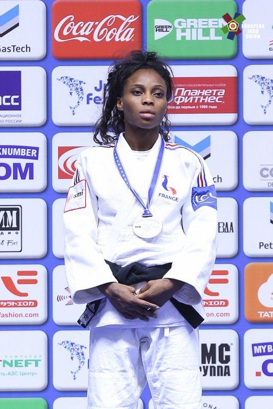Priscilla Gneto (FRA) - European Championships Kazan (2016, RUS) - © Emanuele Di Feliciantonio, EJU