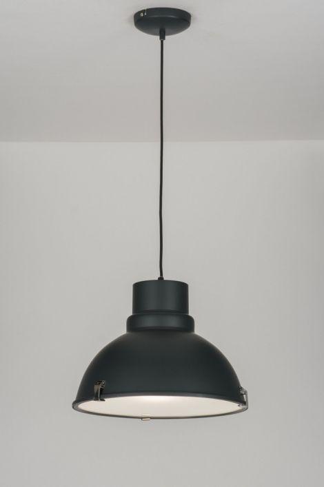 Závěsné svítidlo Antracitebruin