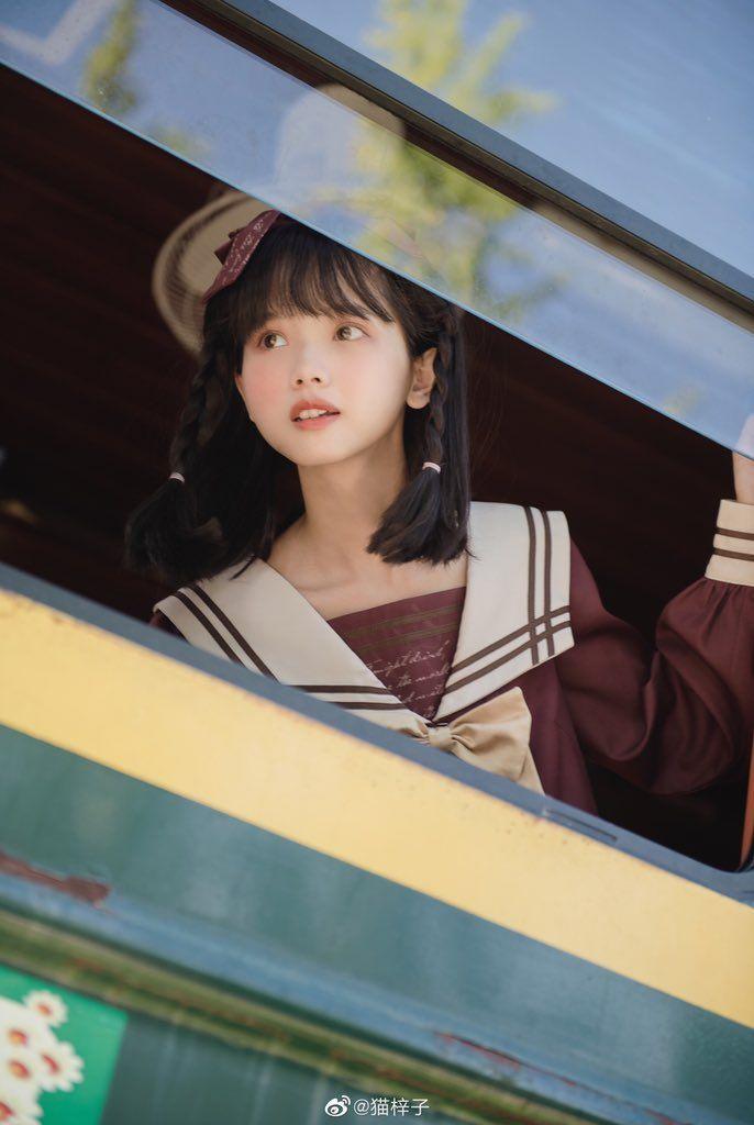 猫梓子 制服 in 2021 japan girl asian beauty model