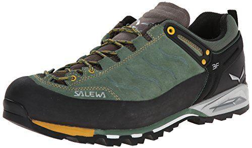 SALEWA MS MTN TRAINER, Herren Trekking- & Wanderhalbschuhe, Grün (Myrtle/Nugget Gold), 46 EU (11 Herren UK) - http://on-line-kaufen.de/salewa/46-salewa-ms-mtn-trainer-herren-trekking-4