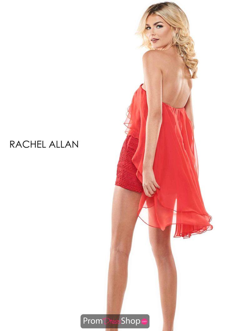 Rachel Allan Dress 7258 | PromDressShop.com