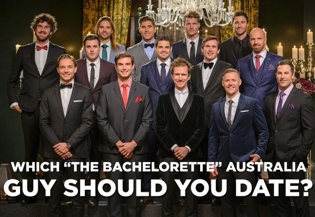 """Which """"The Bachelorette"""" Guy Should You Date?"""