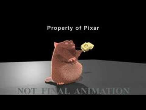 ▶ Ratatouille Rough Animation Test: Emile's Magic Trick - YouTube