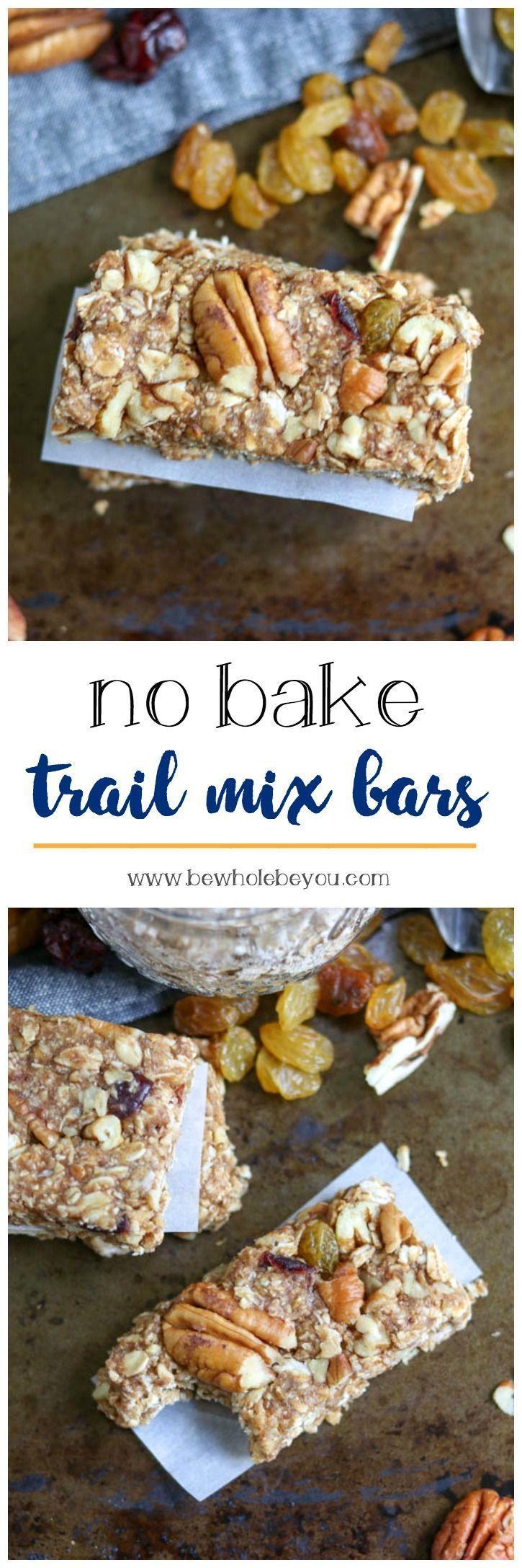 No Bake Trail Mix Bars – Abenteuer – #Abenteuer #Backen #Bars #Nein #Mix #Tr ……
