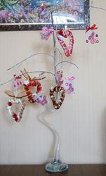 SibMama: /Воспитание и обучение детей. Детский досуг/Поделки/Поделки ко Дню святого Валентина. Валентинки/Как вырастить сердечки?