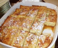 Delicious French Toast Bake Recipe