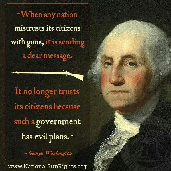 FALSE Washington never said this. It WAS said by someone named Joe Spenner who wrote a pamphlet about Washington.