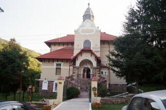 Vila Club Castel - Moneasa