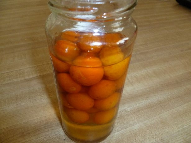 Maggies Lethal Kumquat Liqueur Recipe - Food.com